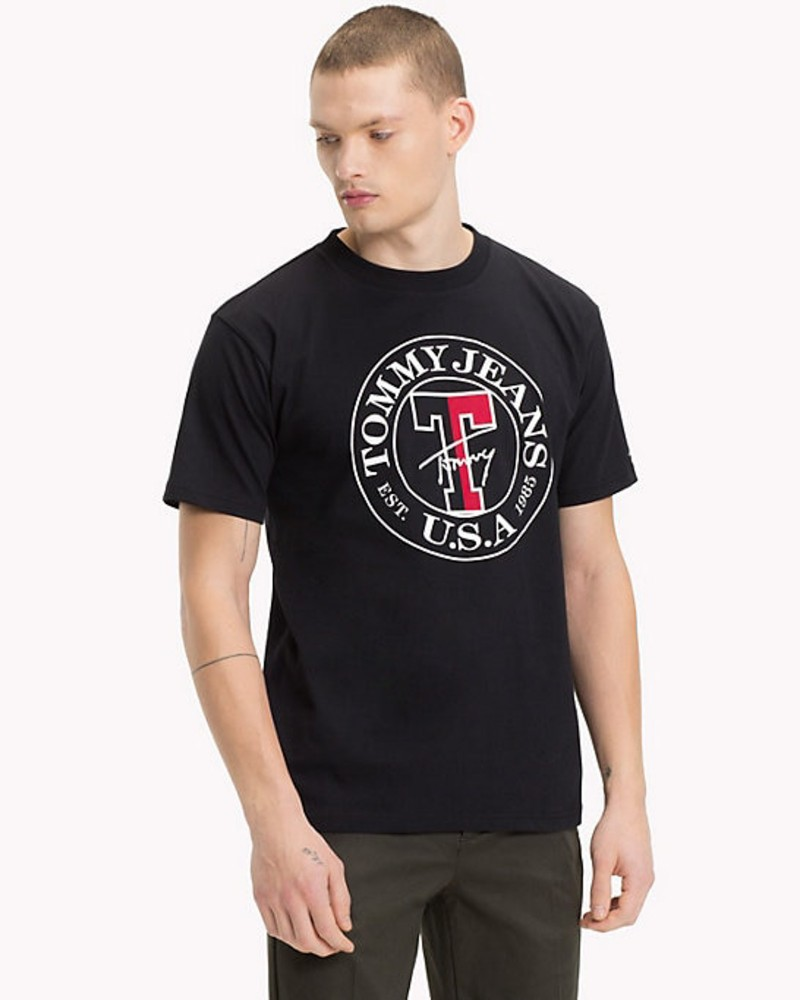 tommy hilfiger tjm_tommy_circle_tee_078