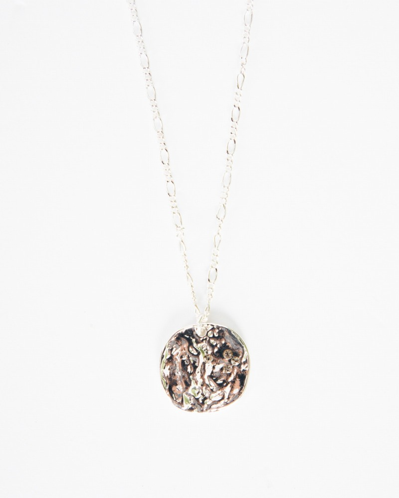 Maya Necklace Plated