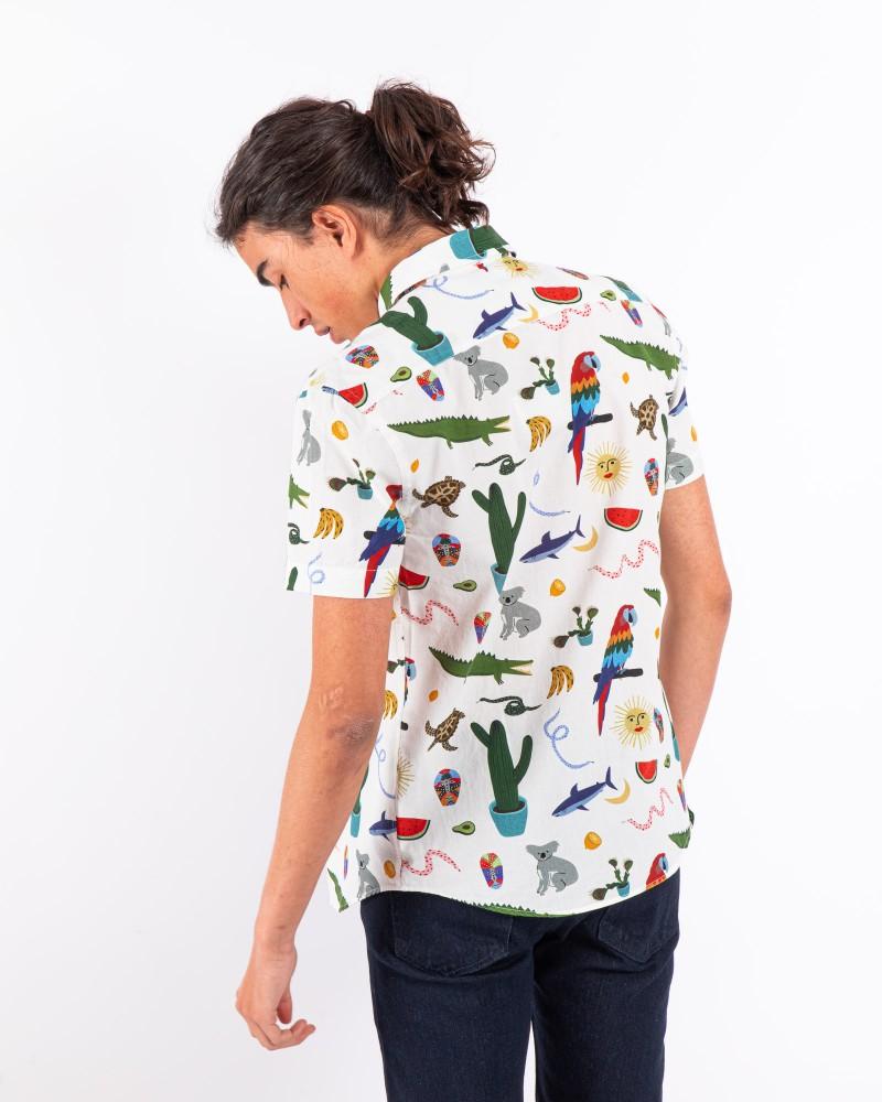 Croco Shirt
