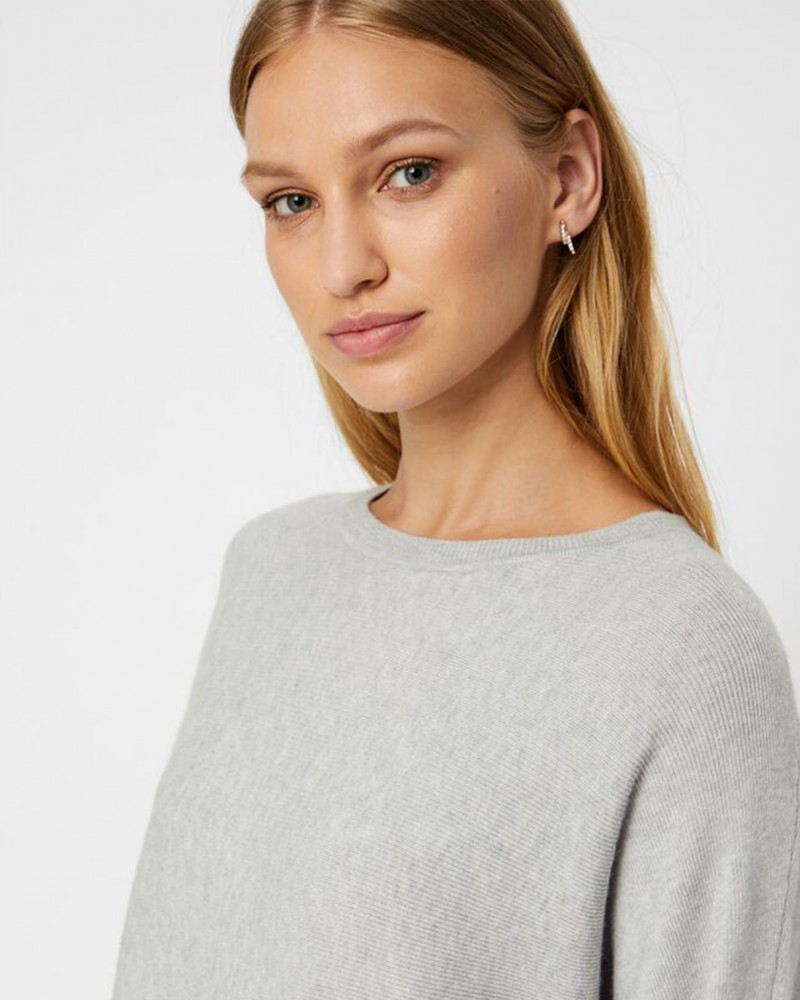 Nmship L/s O-neck Knit Bg